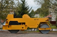 Новый дорожный каток ДУ-47-Д