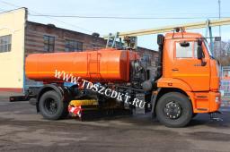 КДМ-7881.03 на шасси КамАЗ-43253, оснащенная Поливомоечным оборудованием