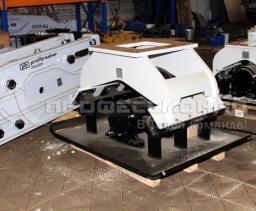 Вибротрамбовка для экскаваторной техники от 5 до 30 тонн