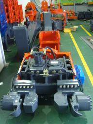 Вибропогружатель для экскаваторной техники от 23 до 50 тонн