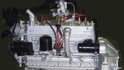 Двигатель ЗИЛ-157К, с хранения