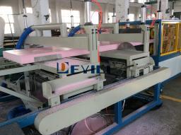 Линия по производству пенополистирольных плит (ПЕНОПЛЕКС)