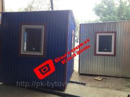 Вагончики бытовки строительные купить в Казани