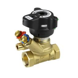 Ручной балансировочный клапан MSV-BD, Ду25 мм