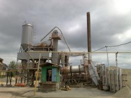 Асфальтный завод LB1500 новый до 120 т/ч китайского завода под гарантию