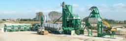 Асфальтный завод модель LB2250 до 140 т/ч новый из Китая
