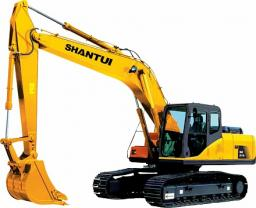 Экскаватор SHANTUI SE210