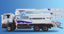 АвтобетоноНасос 33X-4Z