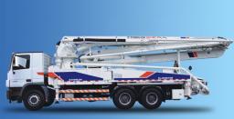 АвтобетоноНасос 38X-5RZ