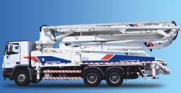 АвтобетоноНасос 40X-5RZ