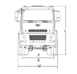 Миксер Ford 3936M DC