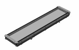 Форма стальная напрягаемая ФПК60.12