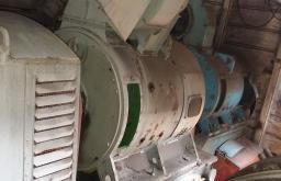 Электродвигатели и генераторы для экскаваторов с хранения (не б/у!)
