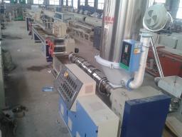 Экструзионная линия для производства мононитей из ПП/ПЭТ
