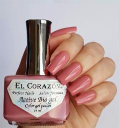 Био-гель EL Corazon® Active Bio-gel Color gel polish Cream №423/276
