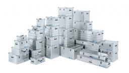 Бокс (контейнер) универсальный алюминиевый.