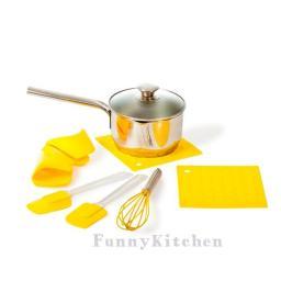 Набор кухонных принадлежностей 7 предметов