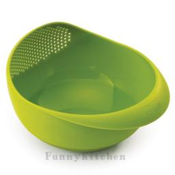 миска дуршлаг (чаша для мытья круп)