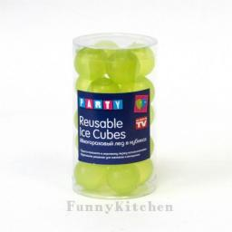 Многоразовый лед Reusable Ice Cubes 20 штук