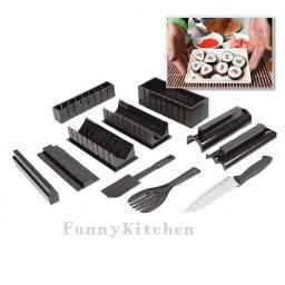 Набор для приготовления и нарезки суши и роллов Сутеки (Мидори)