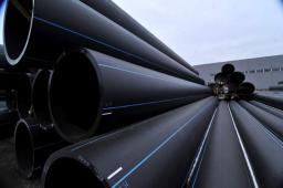 Трубы ПНД ПЭ-100 Д=140 мм для водоснабжения