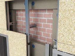 Фасадные работы, устройство фасада, отделка стен снаруже