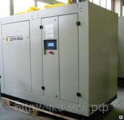 Аренда компрессора винтового электрического ДЭН-90Ш