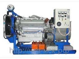Генератор дизельный ДГУ АД-150С-Т400 (ЯМЗ-238)