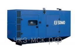 Дизельные генераторы SDMO, Франция