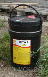 Масло компрессорное Shell Corena S46, D46