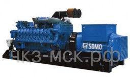 Дизельный генератор SDMO X3100C
