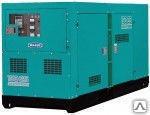Дизельный генератор трехфазный DENYO DCA - 150ESK