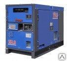 Дизельный генератор трехфазный DENYO DCA - 15LSK