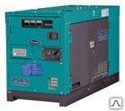 Дизельный генератор трехфазный DENYO DCA - 25ESK