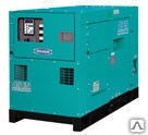 Дизельный генератор трехфазный DENYO DCA - 45ESI