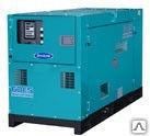 Дизельный генератор трехфазный DENYO DCA - 60ESI2