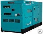 Дизельный генератор трехфазный DENYO DCA-300SPK3