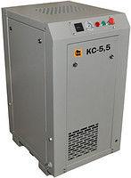 Безмасляный компрессор КС-5,5Р (250 л)
