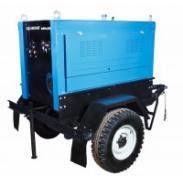 Агрегат сварочный прицепной АДД - 4004 П