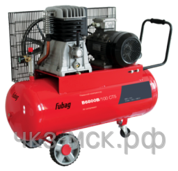 Профессиональный компрессор Fubag B6800B/100 CT5
