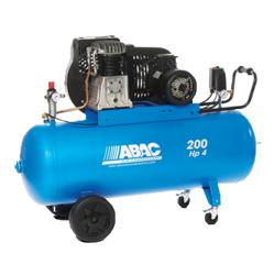 Промышленный поршневой компрессор Abac B4900/200 CT 4