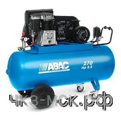 Промышленный поршневой компрессор Abac B5900B/270 CT 5.5