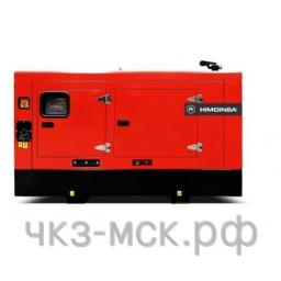Дизель-генератор HYW-35 T5 Yanmar в кожухе