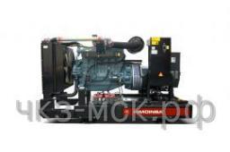 Дизель-генератор HDW-700 T5 Doosan
