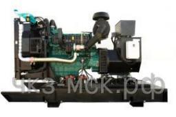 Дизель-генератор HVW-640 T5 Volvo
