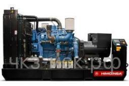 Дизель-генератор HMW-300 T5 MTU