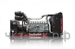 Дизель-генератор HTW-670 T5 Mitsubishi
