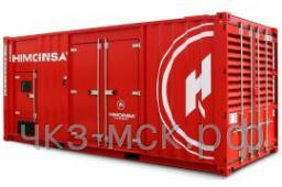 Дизель-генератор HTW-1530 T5 Mitsubishi контейнер