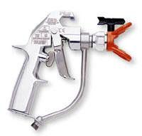 Распылитель Graco Contractor, Silver Plus, Model 510, пистолеты XTR, XTR7, AL Plus Auto