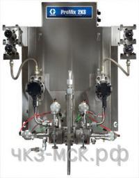 Установка для дозирования и распыления двухкомпонентных материалов ProMix IIKS